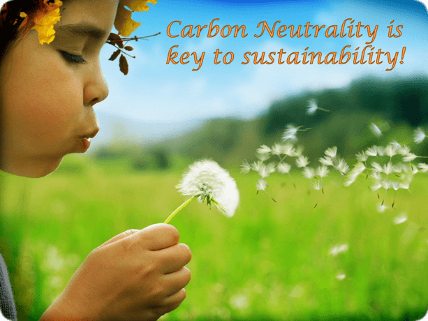 Carbon Neutrality is key to sustaniability! | BOCS Foundation | Global Think Tank